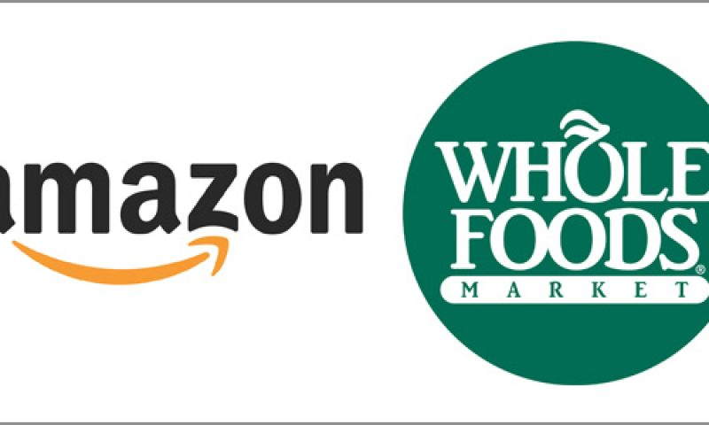 Amazon Shocks Grocery Industry with $13.7 BLN Whole Foods Buy