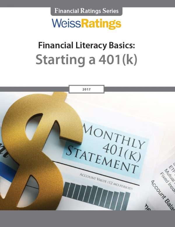 Financial Literacy Basics: Starting a 401(K)