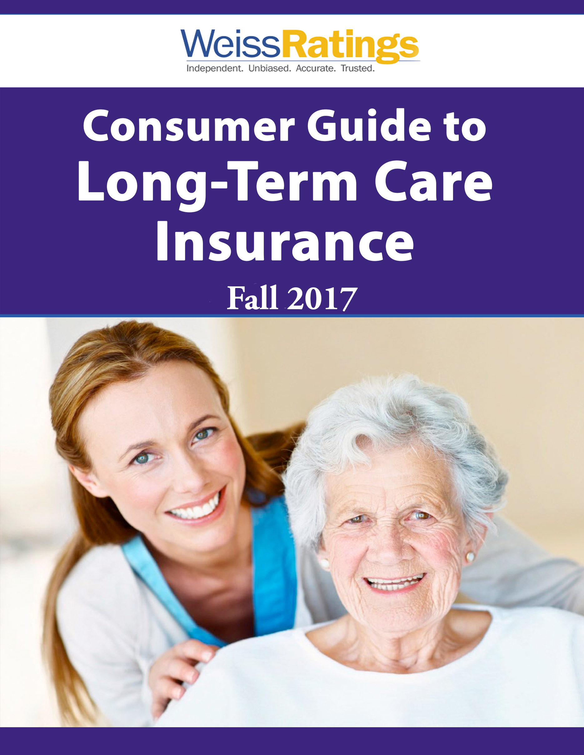 Consumer Guide to Long-Term Care Insurance