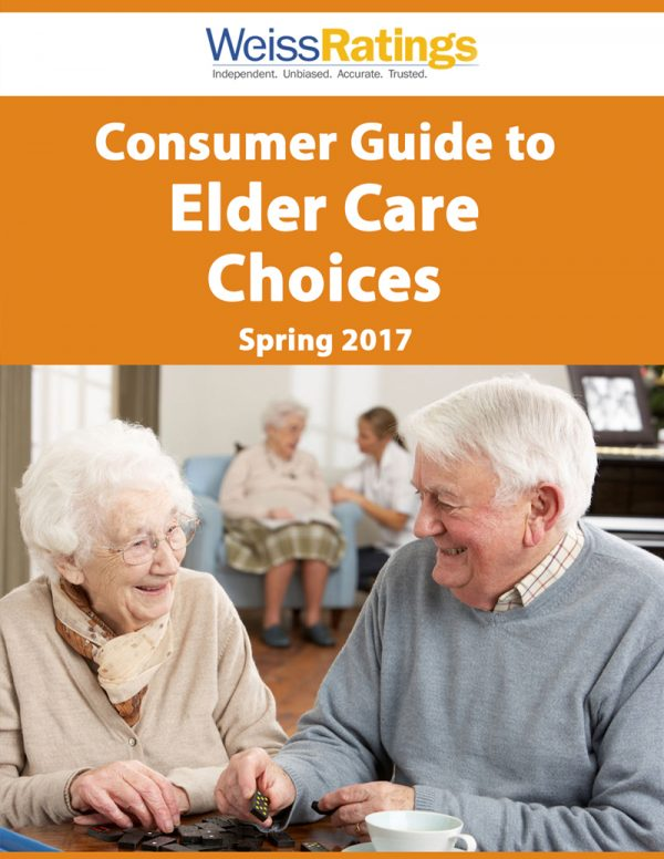 Consumer Guide to Elder Care Choices