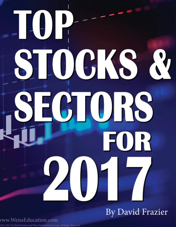 Top Stocks and Sectors for 2017