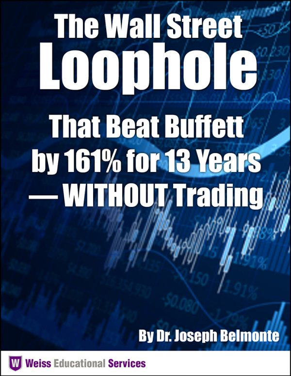 The Wall Street Loophole That Beat Warren Buffett by 161% for 13 Years — WITHOUT Trading